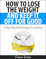 How to Lose the Weight and Keep It Off For Good
